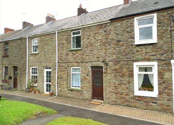 Thumbnail 2 bed terraced house for sale in Greenmeadow, Shwt, Bettws, Bridgend, Mid Glamorgan