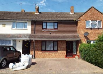 Thumbnail 2 bed terraced house for sale in Moorgreen Road, Havant