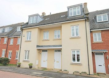 Thumbnail 3 bed town house to rent in Berrywood Drive, St Crispins, Northampton