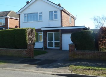 Thumbnail 3 bed detached house to rent in Charles Avenue, Louth