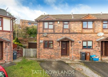 Thumbnail 2 bed mews house for sale in Cae Gwenith, Greenfield, Holywell, Flintshire