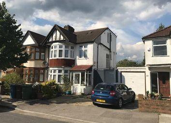 Thumbnail 3 bed flat for sale in Kenton Park Crescent, Queensbury, Harrow