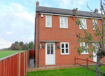 2 bed end terrace house for sale in Old Barn Court, Fleet Hargate, Spalding, Lincolnshire PE12
