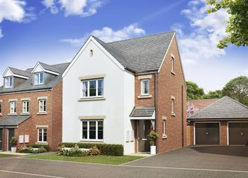 """Thumbnail 4 bed detached house for sale in """"The Lumley"""" at Theedway, Leighton Buzzard"""