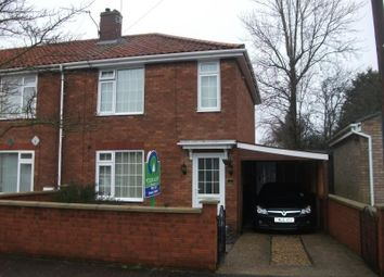 Thumbnail 3 bed property to rent in Beecheno Road, Norwich