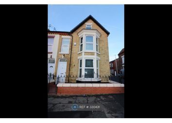 Thumbnail 6 bed semi-detached house to rent in Needham Road, Liverpool