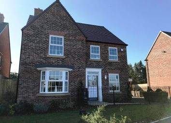 Thumbnail 4 bed detached house for sale in Post Office Lane, Kempsey, Worcester