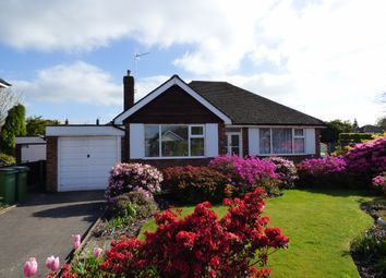 Thumbnail 2 bed bungalow for sale in Winsfield Road, Hazel Grove, Stockport