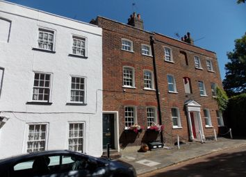 4 bed terraced house for sale in Prospect Row, Brompton ME7