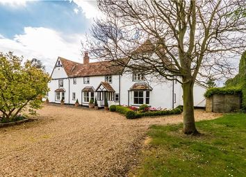 Thumbnail 5 bed detached house for sale in The Manor House, Great Gransden, Cambridge
