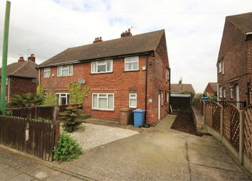 Thumbnail 3 bed semi-detached house for sale in Elm Tree Avenue, Mansfield Woodhouse, Mansfield, Nottinghamshire