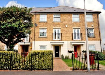 Thumbnail 4 bed terraced house for sale in Hotel Road, Gillingham
