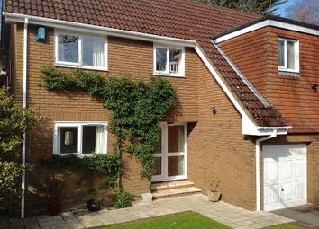 Thumbnail 4 bed detached house for sale in Spindlewood Close, Southampton, Hampshire