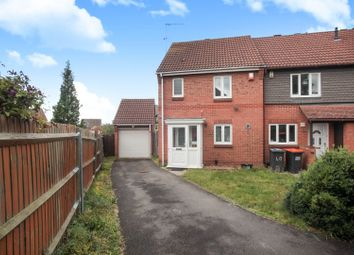 Thumbnail 2 bed end terrace house for sale in The Belfry, Luton