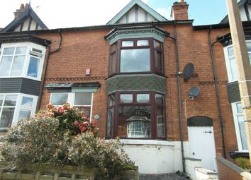 Thumbnail 4 bedroom terraced house for sale in Rathbone Road, Smethwick, West Midlands