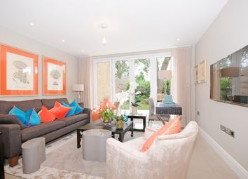 Thumbnail 3 bed end terrace house to rent in Court Close, St. Johns Wood Park, St. Johns Wood, London