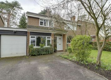 Thumbnail 4 bed detached house for sale in Heathpark Drive, Windlesham