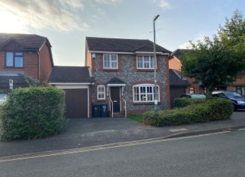 Thumbnail 4 bed detached house for sale in Admirals Walk, Greenhithe