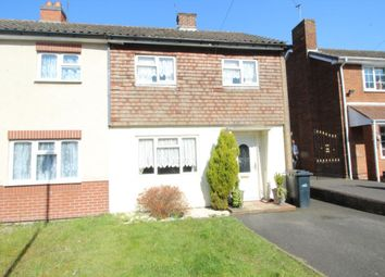 Thumbnail 2 bedroom semi-detached house to rent in Bushey Fields Road, Dudley