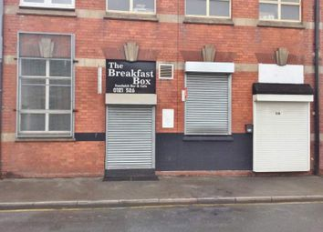 Thumbnail Restaurant/cafe for sale in Unit 51A Darlaston Centre Trading Estate, Wednesbury