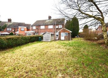 Thumbnail 2 bedroom semi-detached house for sale in Bains Grove, Bradwell, Stoke-On-Trent