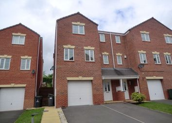 Thumbnail 3 bed end terrace house to rent in Swan Court, Askern, Doncaster, South Yorkshire