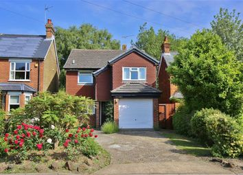 Thumbnail 4 bed detached house for sale in Borough Green Road, Ightham, Sevenoaks