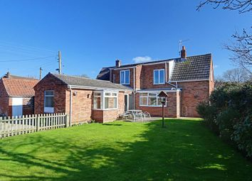 Thumbnail 4 bed detached house for sale in North End, Goxhill, Barrow-Upon-Humber