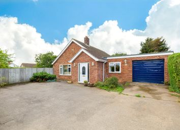Thumbnail 4 bed detached bungalow for sale in Eaton Close, Hartford, Huntingdon