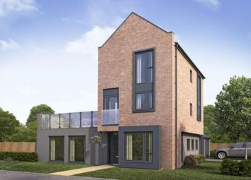 "Thumbnail 4 bedroom detached house for sale in ""Heaton"" at Dunnock Lane, Cottam, Preston"