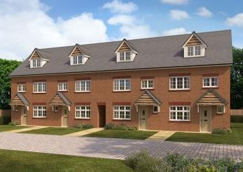 Thumbnail 4 bedroom town house for sale in Woodford Garden Village, Chester Road, Woodford, Cheshire