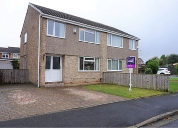 Thumbnail 3 bed semi-detached house for sale in The Fairway, Eaglescliffe