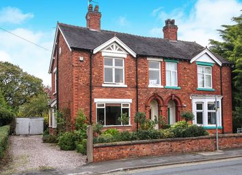 Thumbnail 4 bed semi-detached house for sale in Croxton Lane, Middlewich