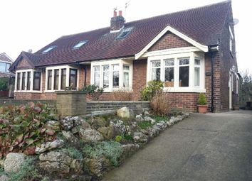Thumbnail 4 bed semi-detached bungalow for sale in Poulton Road, Blackpool