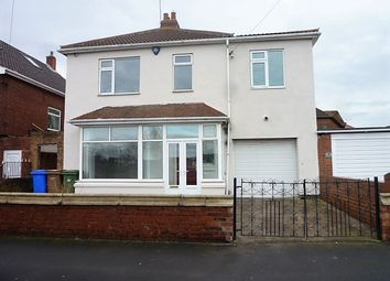Thumbnail 4 bed detached house to rent in Western Avenue, Seaton Delaval, Tyne & Wear