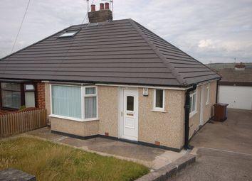 Thumbnail 2 bed semi-detached bungalow for sale in Hazel Grove, Blackburn