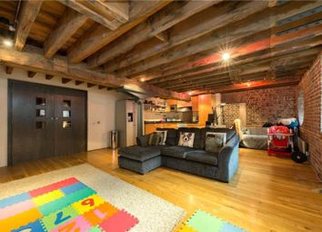 Thumbnail 2 bed flat for sale in Port East Apartments, 18 Hertsmere Road, London
