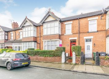 Thumbnail 4 bed terraced house for sale in Manor Road, Hoylake, Wirral