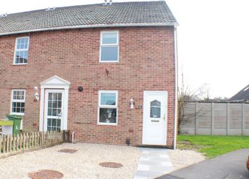 Thumbnail 3 bed end terrace house for sale in Howerts Close, Warsash, Southampton