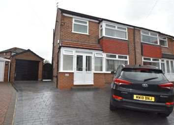 Thumbnail 3 bed semi-detached house for sale in Alum Crescent, Sunny Bank Bury, Greater Manchester