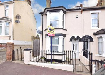 Thumbnail 3 bed end terrace house for sale in Wyndham Road, Chatham, Kent
