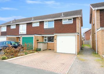 Thumbnail 3 bed end terrace house for sale in Riverside Way, Hanham, Bristol