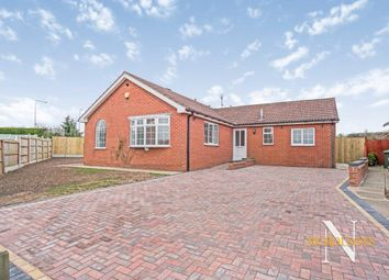 Thumbnail 3 bed bungalow for sale in The Croft, Beckingham, Nottinghamshire