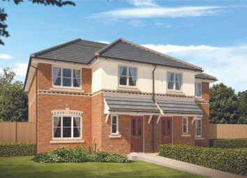 Thumbnail 3 bed mews house for sale in Knutsford Road, Chelford, Macclesfield