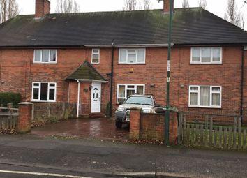 Thumbnail 3 bed terraced house for sale in Denewood Crescent, Nottingham