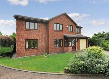 Thumbnail 5 bed detached house for sale in Sorrel Drive, Littleborough, Lancs