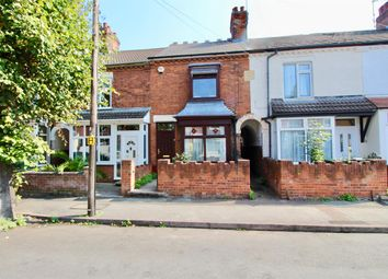 Thumbnail 3 bed terraced house for sale in Milton Road, Fletton, Peterborough
