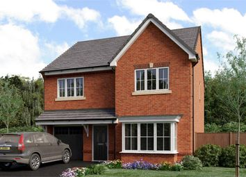 "Thumbnail 4 bed detached house for sale in ""The Tressell"" at Netherton Colliery, Bedlington"