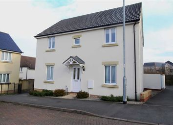 Thumbnail 4 bed link-detached house for sale in Biddiblack Way, Bideford