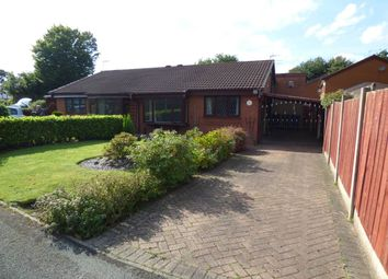 Thumbnail 2 bed semi-detached bungalow to rent in Montrose Close, Fearnhead, Warrington